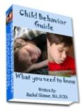 Free Ebook for a child behavior problem