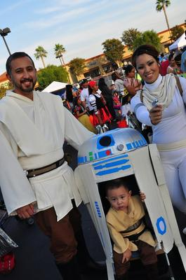 Padme and family
