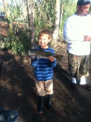 Big Bass!!