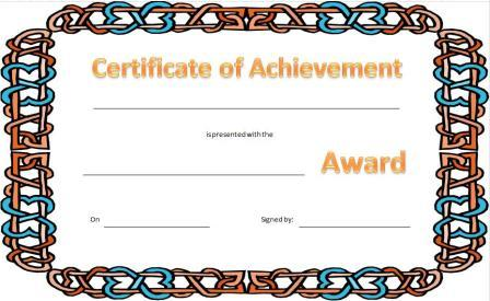 Printable certificates for Kids, Kid Awards, Certificates for Children