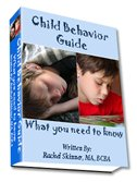 Free child behavior guide book