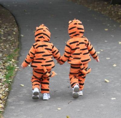 A Halloween Stroll