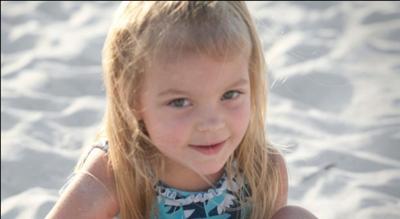 Alyssa at the Beach