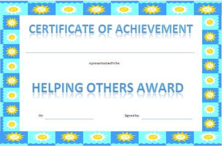 image relating to Free Printable Certificates of Achievement titled Totally free Printable Certificates for Little ones and Youngsters, Boy or girl Awards,