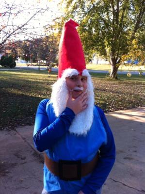 My Homie the Gnomey